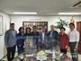 아시아연합동문회, 총동창회 내방